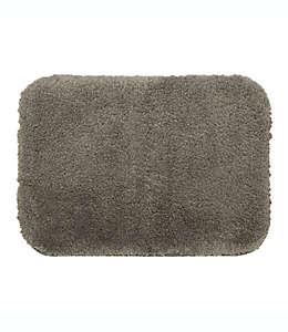 Tapete para baño Wamsutta® Aire de 43.18 x 60.96 cm en gris carbón