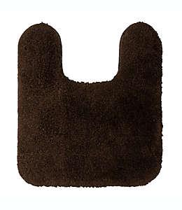 Tapete para baño en herradura Wamsutta® Aire de 53.34 x 60.96 cm en chocolate