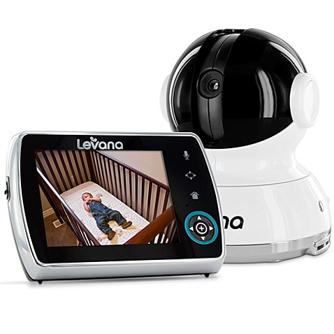 levana keera 3 5 inch digital baby video monitor bed bath beyond. Black Bedroom Furniture Sets. Home Design Ideas