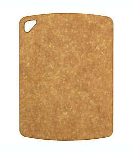 Tabla para picar Artisanal Kitchen Supply® de madera, 31.5 x 21.59 cm