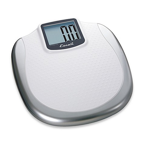 Bathroom Scales Regular Digital Glass BedBathandBeyondcom - Digital vs analog bathroom scale