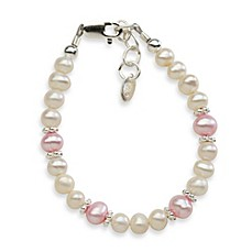 image of Cherished Moments Addie Pearl Bracelet