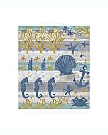 Toallas desechables de papel Bright Seas, 32 piezas