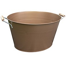 image of Artland® Oasis Party Tub in Antique Copper