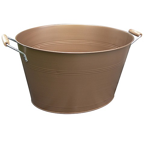Artland® Oasis Party Tub in Antique Copper - Bed Bath & Beyond