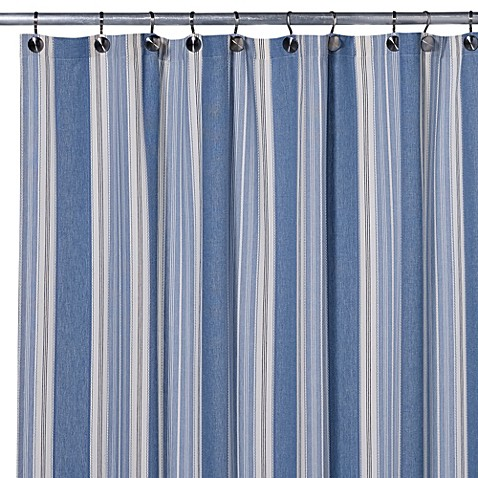 buy blue savannah 72 inch x 84 inch shower curtain from bed bath beyond. Black Bedroom Furniture Sets. Home Design Ideas