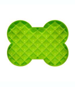 Tazón de alimentación lenta Hyper Pet™ para mascota de polipropileno en verde