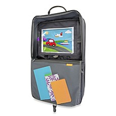 image of Brica® i-Hide™ Car Seat Organizer with Tablet Viewer