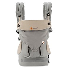 image of Ergobaby™ Four-Position 360 Baby Carrier in Grey