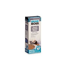 image of Grime Boss® 30-Count Touch Screen Wipes