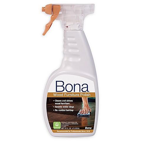 Bona 174 Wood Furniture Polish Bed Bath Amp Beyond