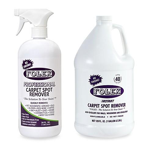 Folex Carpet Spot Remover - Bed Bath & Beyond
