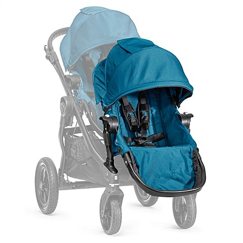 Baby Jogger 174 City Select 174 Second Seat Kit In Teal Buybuy