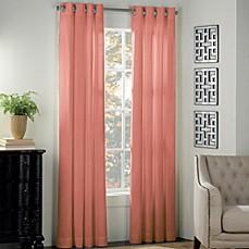 Window Curtains Amp Drapes Grommet Rod Pocket Amp More