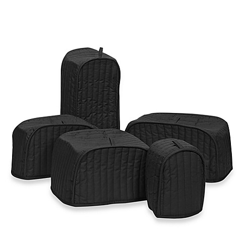 Exceptionnel Image Of Mydrap Appliance Covers In Black ...