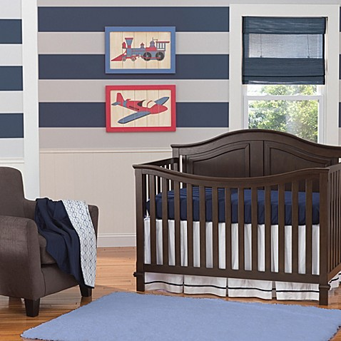Summer Infant 174 Classic Bedding Set In Nautical Navy