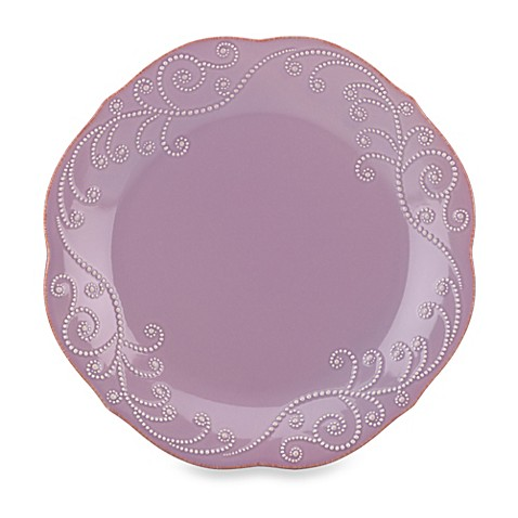Lenox® French Perle Dinner Plate in Violet