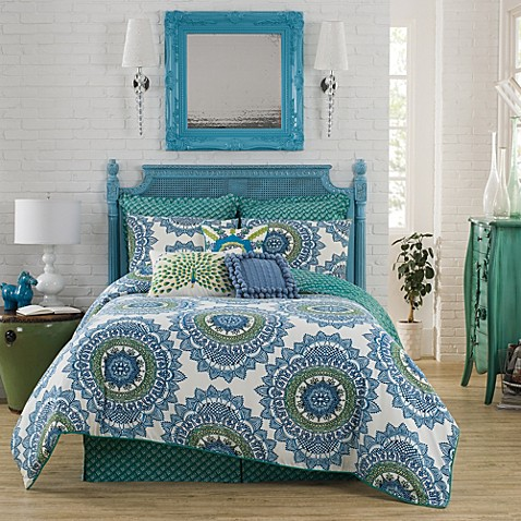 Anthology Bungalow Full Queen Bed Set