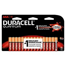 image of Duracell Quantum 16-Pack AAA Batteries
