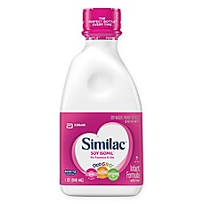 image of Similac® Soy Isomil® Ready to Feed 32 oz. Bottle