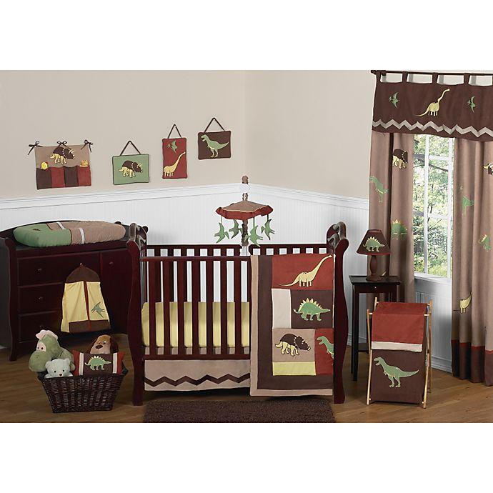 Sweet Jojo Designs Dinosaur Land 11 Piece Crib Bedding Set Buybuy Baby