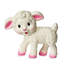 image of Infantino® Squeeze & Teethe Lamb™