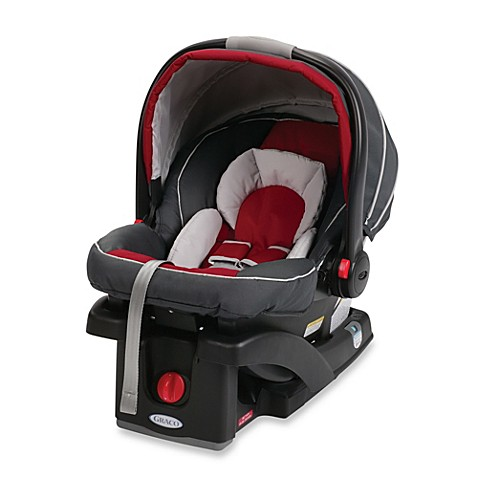 graco snugride click connect 35 infant car seat in chili red buybuy baby. Black Bedroom Furniture Sets. Home Design Ideas