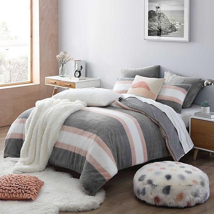 UGG® Keily Polar Faux Fur 2 Piece Twin/Twin XL Comforter Set   Bed