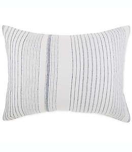 Almohada con diseño de rayas O&O by Olivia & Oliver™ en indigo