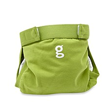 image of gDiapers gPants in Guppy Green