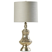 coventry imperial mercury glass table lamp - Mercury Glass Table Lamp