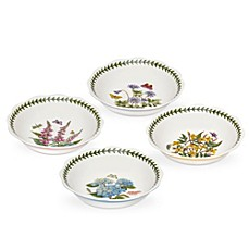 image of Portmeirion Botanic Garden Terrace Bowls (Set of 4)