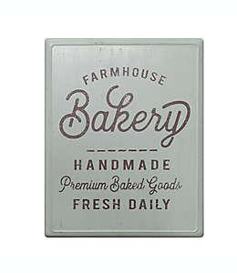 Letrero metálico Bee & Willow™ Vintage Bakery