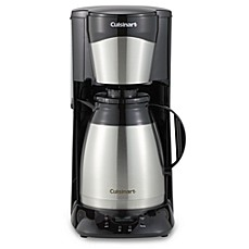 image of Cuisinart® 12-Cup Stainless Steel Programmable Thermal Coffee Maker