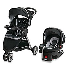 image of Graco® FastAction™ Fold Sport Click Connect™ Travel System in Gotham™