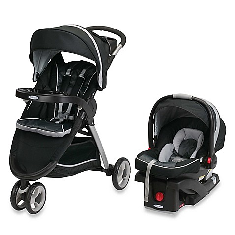 Graco 174 Fastaction Fold Sport Click Connect Travel System