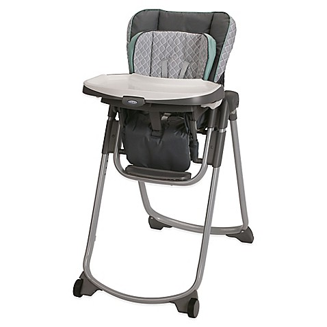 graco slim spaces high chair in manor buybuy baby. Black Bedroom Furniture Sets. Home Design Ideas
