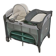 image of Graco® Pack 'n Play® Playard Newborn Napper® Station DLX in Manor™
