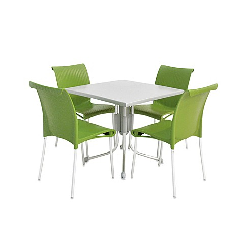 bed bath beyond folding chairs nardi regina 5 piece outdoor dining table  and chair set bed. Bed Bath Beyond Folding Chairs   Nardi Regina 5 Piece Outdoor