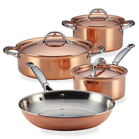 Ruffoni Symphonia Cupra Copper Cookware Bed Bath Amp Beyond