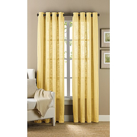 Buy b smith origami grommet 108 inch window curtain panel for Origami curtain