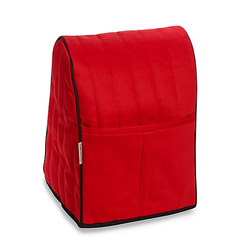 Buy Kitchenaid 174 Stand Mixer Cover In Red From Bed Bath