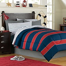 image of Rugby Complete Comforter Set