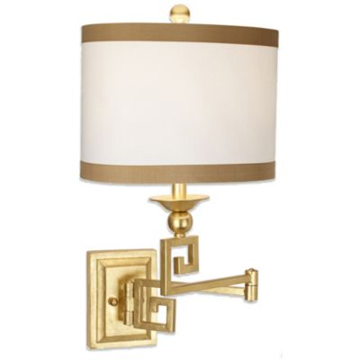 Wall Lamps Bed Bath Beyond : Pacific Coast Lighting Phila Swing Arm Wall Lamp - Bed Bath & Beyond