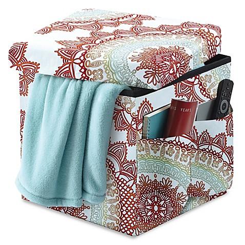 Anthology™ Sit & Store Folding Ottoman in Bungalow - Anthology™ Sit & Store Folding Ottoman In Bungalow - Bed Bath & Beyond