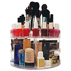image of Glam Caddy™ Rotating Cosmetic Organizer