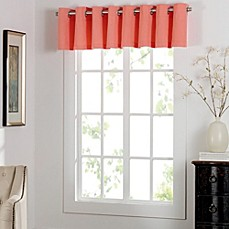image of Newport Grommet Window Curtain Valance