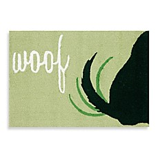 image of Trans-Ocean Woof Frontporch Door Mat