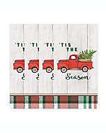 Toallas desechables de papel Merry Truck, 20 piezas