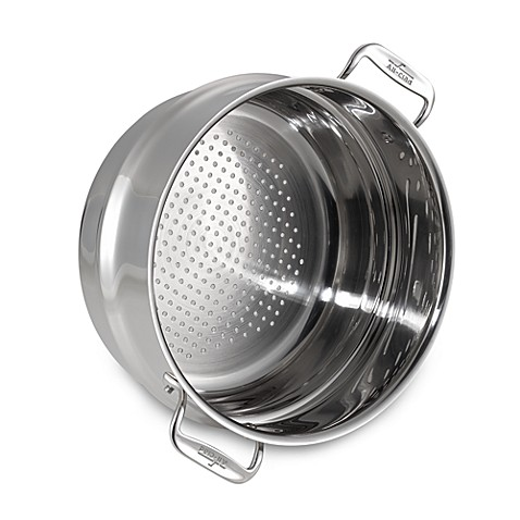 Buy All Clad Stainless Steel 3 Quart Professional Steamer